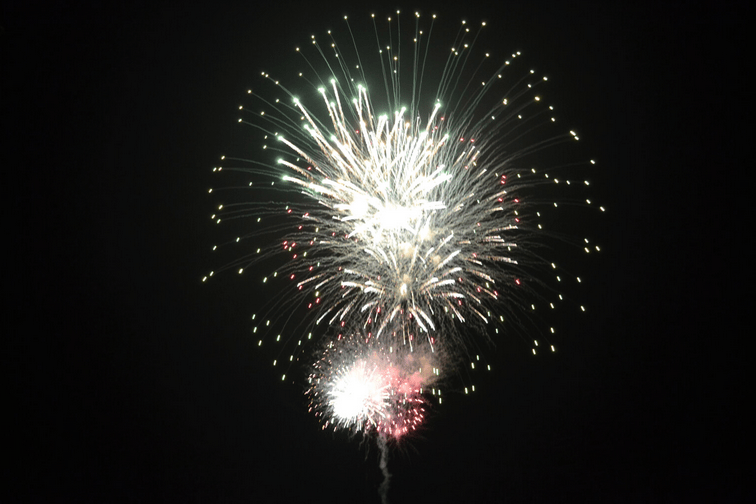 Gettysburg Celebrates 4th of July with Community Fireworks